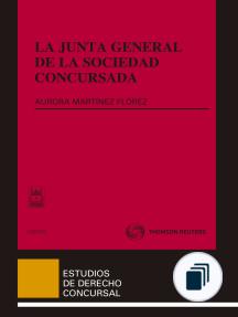 Estudios Derecho Concursal
