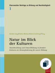 Eberswalder Beiträge zu Bildung und Nachhaltigkeit