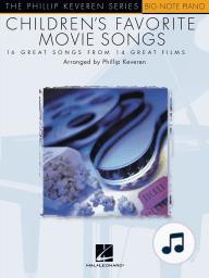 Children's Favorite Movie Songs