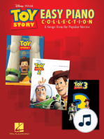 Toy Story Easy Piano Collection