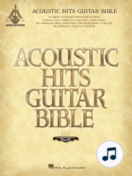 Acoustic Hits Guitar Bible