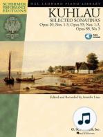 Kuhlau - Selected Sonatinas