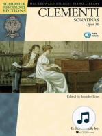 Clementi - Sonatinas, Opus 36