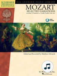 Mozart - Selected Variations