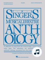 Singer's Musical Theatre Anthology - Volume 6