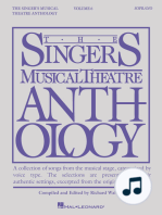 Singer's Musical Theatre Anthology - Volume 6