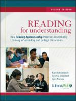 Reading for Understanding