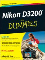 Nikon D3200 For Dummies