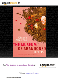 The Museum of Abandoned Secrets [Excerpt] by Oksana Zabuzhko