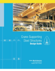 Crane Supporting Steel Structures Free download PDF and Read online