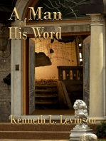 A Man of His Word (Adam Larsen Mysteries #3)