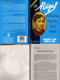 Life And Works Of Jose Rizal By Zaide Pdf