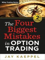 The Four Biggest Mistakes in Option Trading