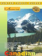 Canadian Rockies Adventure Guide