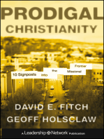 Prodigal Christianity