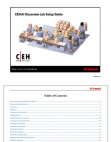 ceh-classroom-lab-setup-v Free download PDF and Read online