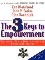 The 3 Keys to Empowerment