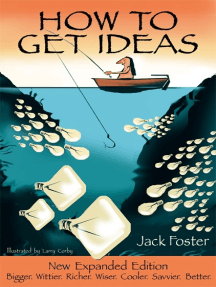 Read How To Get Ideas Online By Jack Foster And Larry Corby Books