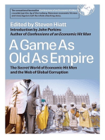 A Game As Old As Empire