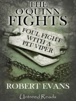 Foul Fight with a Pit Viper (The O'Quinn Fights #2)