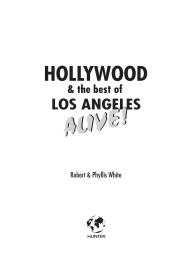 Hollywood & the Best of Los Angeles Travel Guide