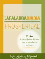 LAPALABRADIARIA Prosperidad