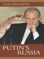 Putin's Russia (Revised and Expanded Edition)