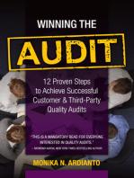 Winning the Audit