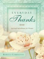Everyday Thanks
