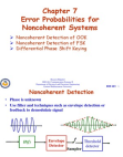 eee461lect15-noncoherent Free download PDF and Read online