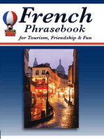 French Phrasebook for Tourism, Friendship & Fun