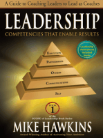 Leadership Competencies that Enable Results: A Guide to Coaching Leaders to Lead as Coaches (Book 1 SCOPE of Leadership)