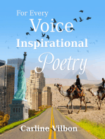 For Every Voice Inspirational Poetry