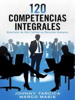 120 Competencias Integrales: Materiales de Alta Calidad en Recursos Humanos