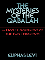 The Mysteries of the Qabalah