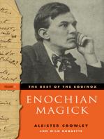 The Best of the Equinox, Enochian Magick: Volume I
