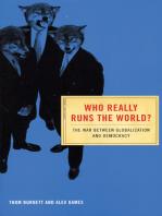 Who Really Runs the World?