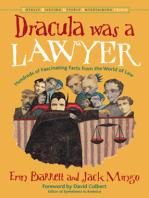 Dracula was a Lawyer