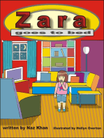 Zara Goes to Bed