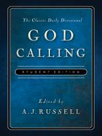 God Calling Student Edition