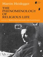 The Phenomenology of Religious Life