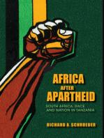 Africa after Apartheid