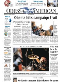 The Odessa American - 09-26-11