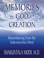 Memories of God and Creation