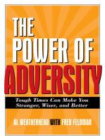 The Power of Adversity
