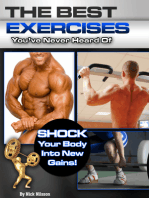 The Best Exercises You've Never Heard Of