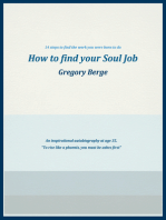How to Find Your Soul Job