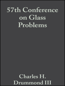 57th Conference on Glass Problems