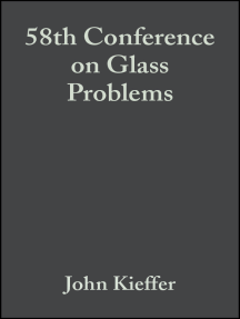 58th Conference on Glass Problems