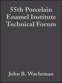 55th Porcelain Enamel Institute Technical Forum